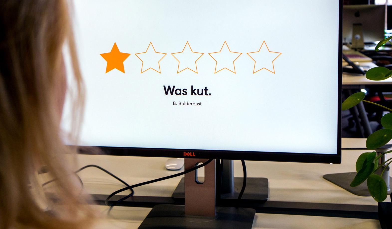 Webcare-beoordeling
