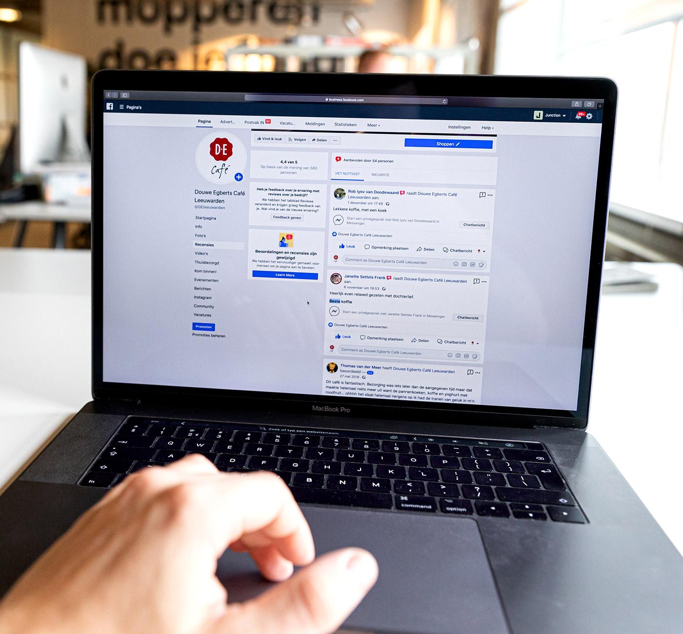 Webcare-facebook