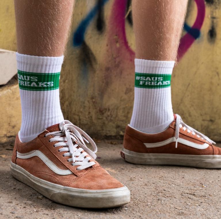 oliehoorn-sokken